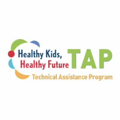 Healthy Kids Healthy Future Technical Assistance Program logo